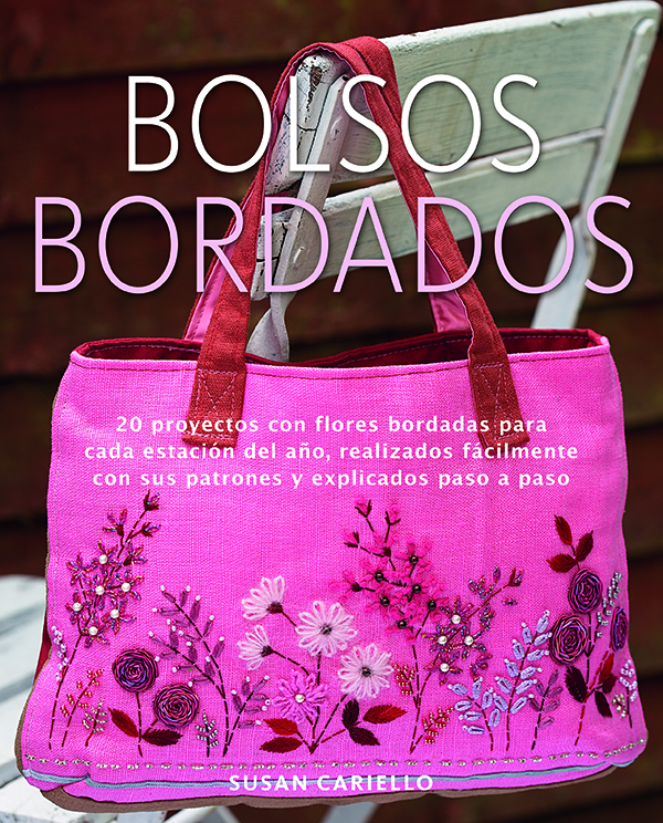 Bolsos bordados \u2013 ISBN 978,84,9874,174,2. Editorial El