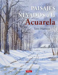PORTADA PAISAJES NEVADOS A LA ACUARELA.indd