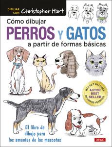 CUBIERTA COMO DIBUJAR PERROS Y GATOS CHRISTOPHER HART .indd