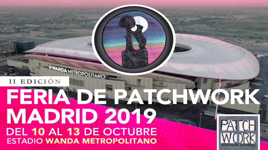 cartel Patchwork madrid 2019